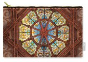Stained Glass Ceiling Window Carry-all Pouch
