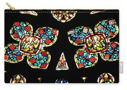 Stained Glass Glory Carry-all Pouch
