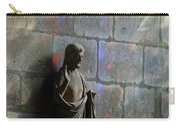 Stained Glass Illuminates Christ Carry-all Pouch