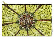 Stained Glass Kaleidoscope Carry-all Pouch