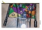 Stained Glass Sofa Table Carry-all Pouch
