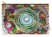 Stained Glass Table Top Carry-all Pouch