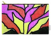 Tree - Stained Glass Watercolor Carry-all Pouch