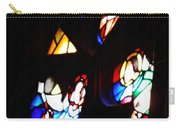 Stained Glass View Carry-all Pouch