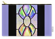 Stained Glass Watercolor Carry-all Pouch
