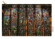 Stained Glass Window Christ Church Cathedral 2 Carry-all Pouch