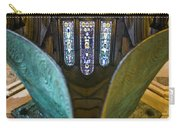 Stained Glass-window Reflection Carry-all Pouch