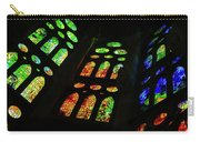 Stained Glass Windows -  Carry-all Pouch