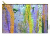 Stains Of Paint Carry-all Pouch by Carlos Caetano