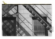 Stair Shadows Carry-all Pouch
