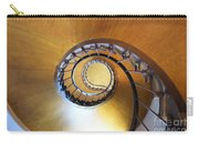 Staircase At Azay Le Rideau Carry-all Pouch