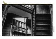 Staircase In Swannanoa Mansion Carry-all Pouch