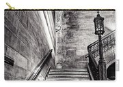 Stairs Of The Past Carry-all Pouch