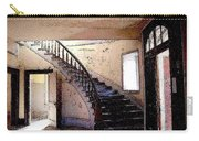 Stairway -  Meade Hotel - Bannack Mt Carry-all Pouch