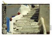 Stairway In Santorini Carry-all Pouch