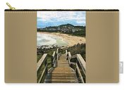 Stairway To Beach Carry-all Pouch