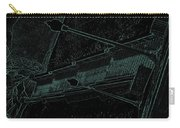 Stairway To-blue Carry-all Pouch