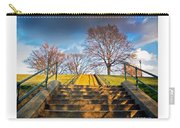 Stairway To Federal Hill Carry-all Pouch