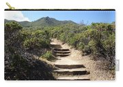 Stairway To Heaven On Mt Tamalpais Carry-all Pouch