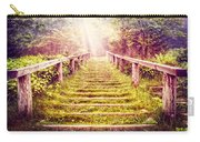Stairway To The Garden Carry-all Pouch