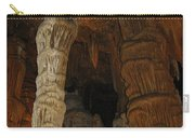 Stalacmites In Luray Caverns Va  Carry-all Pouch