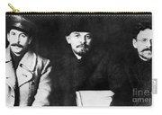 Stalin, Lenin & Trotsky Carry-all Pouch by Granger