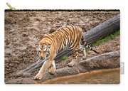 Stalking Tiger - Bengal Carry-all Pouch