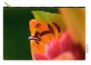 Stamen And Sunlight Carry-all Pouch