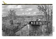 Stand By Me - Paint Bw Carry-all Pouch