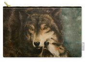 Stand By Me - Wolves Carry-all Pouch