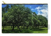 Stand Of Oaks Carry-all Pouch