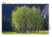 Stand Of Trees Yosemite Valley Carry-all Pouch
