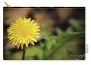 Stand Out - Dandelion Carry-all Pouch