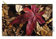 Stand Out In The Crowd Carry-all Pouch