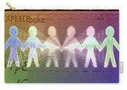 Stand Together In Peace Carry-all Pouch