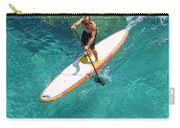 Stand Up Paddling II Carry-all Pouch