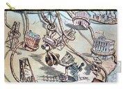 Standard Oil Cartoon Carry-all Pouch