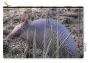 Standing Armadillo Carry-all Pouch