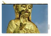 Standing Budda Carry-all Pouch