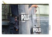 Standing Guard Carry-all Pouch