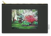 Stanely Park Blossoms Carry-all Pouch