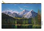 Stanley Lake Reflections Carry-all Pouch