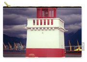 Stanley Park Lighthouse Carry-all Pouch