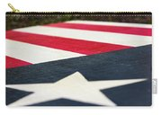 Star And Stripes Carry-all Pouch