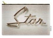 Star Emblem Carry-all Pouch