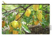 Star Fruit Belongs To The Plant Family Carry-all Pouch