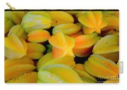 Star Fruit Carry-all Pouch