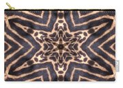 Star Of Cheetah Carry-all Pouch