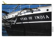 Star Of India Tall Ship San Diego Bay Carry-all Pouch