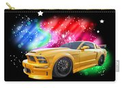 Star Of The Show - Mustang Gtr Carry-all Pouch